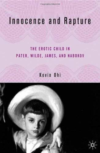 Innocence And Rapture: The Erotic Child In Pater, Wilde, James, And Nabokov front-644000