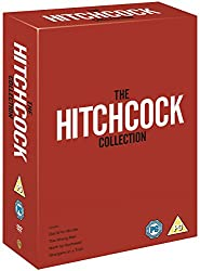 The Hitchcock Collection [DVD] [2013]