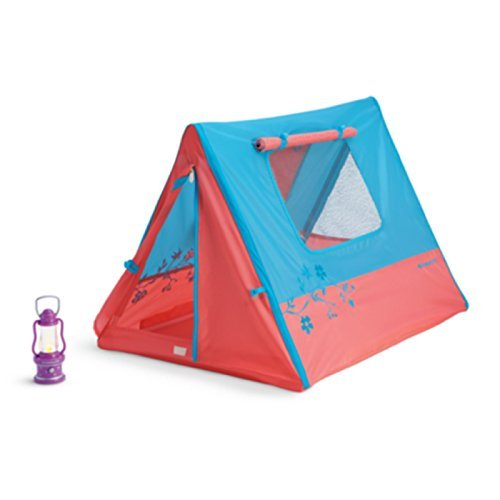 American Girl MY AG Sunset Sleepover Tent for 18 by American Girl