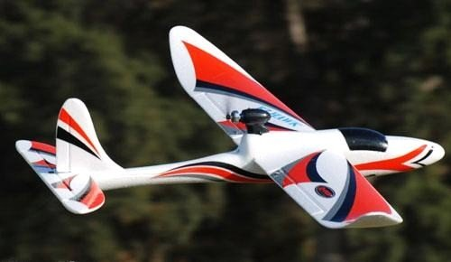 EZ HAWK ELECTRIC 3CH RTF BRUSHLESS RC TRAINER PLANE
