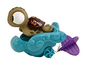 Sassy Disney Squirt Pull and Go Bath Toy, Finding Nemo