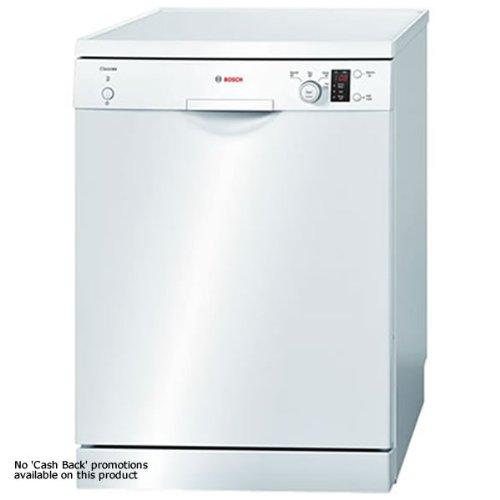 Bosch SMS40C02GB Freestanding Dishwasher