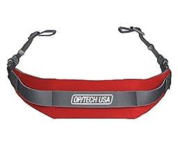 OP/TECH USA 1502012 Pro Strap (Red)