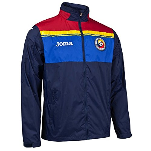 2016-2017-Romania-Home-Joma-Rain-Jacket-Navy