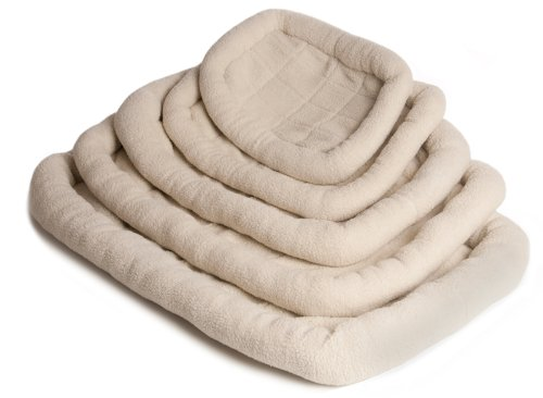 Great Paw Snuzzle Bolster Pet Bed, Small front-448490