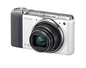 Casio Exilim EX-ZR700 Digitalkamera (16,1 Megapixel, 7,6 cm (3 Zoll) Display, 36-fach Multi SR Zoom, Triple Shot, HDR) weiß