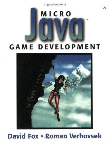 Micro Java¿ Game Development