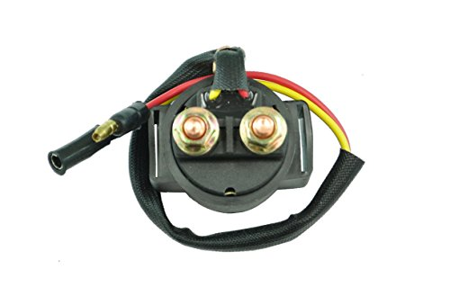 ATV Aftermarket Replacement Starter Relay Solenoid Fit For Yamaha YFM 700 Raptor Special Edition 2007