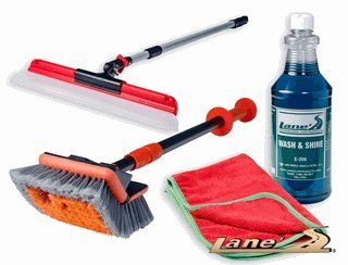 Professional Detailing Cleaner Kit For Rvs Campers Trailer & Large Vehicles