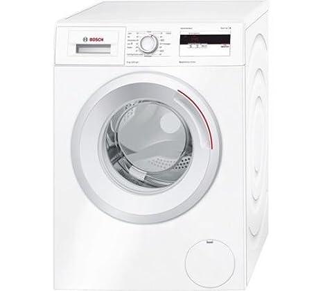 Machine à laver Bosch marche avant P 8 Kg Classe A 1200 tr WAN24068IT 55 cm