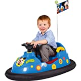 Sparkling Mickey Mouse Clubhouse Bumpacar Ride-On with accompanying Adv. Vibration Alarm