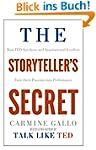 The Storyteller's Secret: How TED spe...
