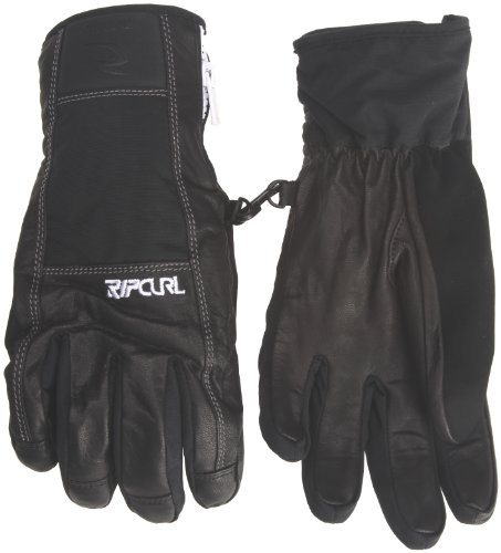 Rip Curl The Soopa Men's Snow Glove - Black, Small