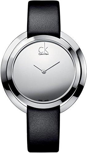Como se puede ver en reloj de mujer de Calvin Klein ck K3U231C8