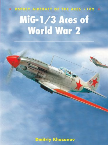 MiG-1/3 Aces of World War 2