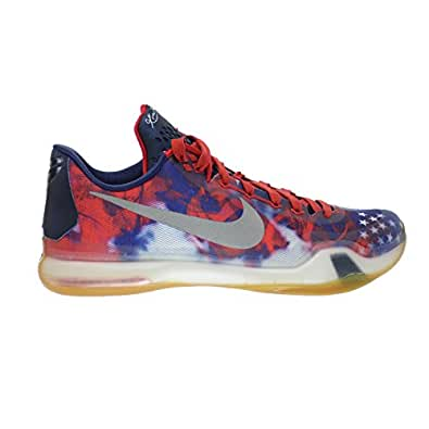 Amazon.com: Nike Kobe X USA Independence Day Men's