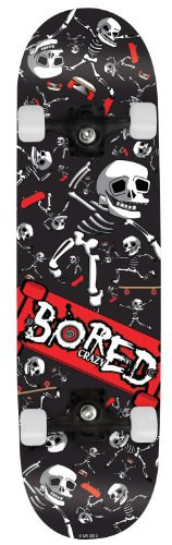 Bored Bored - - Skateboard ( griptape, arce ), color multicolor, talla 79x20 cm