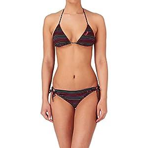 Protest Bonbini 15 Triangle Bikini in True Black