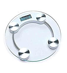 Trucase Digital LCD Electronics Weighing Scale(32cm x 32cm ),FULL SIZE,