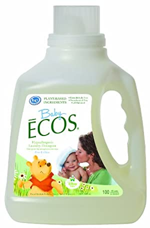 Earth Friendly Products Baby Ecos Free and Clear Disney Laundry Detergent