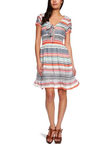 Yumi Alyona Multi Women's Dress Coral 10
