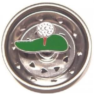 Golf Ball Kitchen Sink Strainer