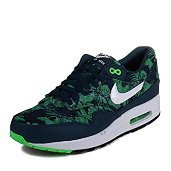 Nike Air Max 1 GPX 'Blue Floral' Mens Sneakers 684174 400