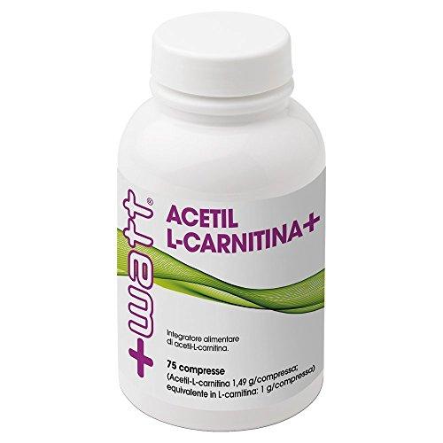 -watt-carnitina-acetil-carnitina-alc-75-compresse-da-14-gr-bruciagrassi-dimagrante