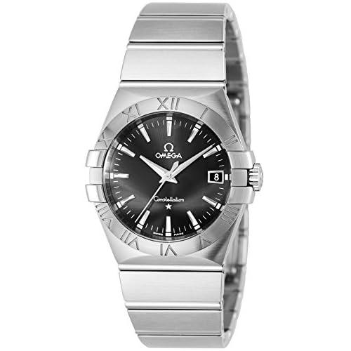 [オメガ]OMEGA 腕時計 コンステレーション ブラック文字盤 123.10.35.60.01.001 メンズ 【並行輸入品】