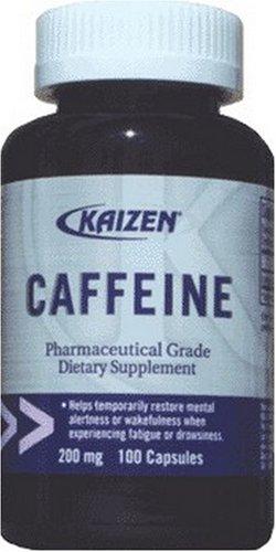 Отзывы Kaizen Caffeine 200 mg