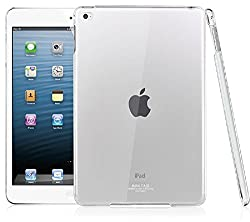 Heartly Imak Crystal Clear Hot Transparent Flip Thin Hard Bumper Back Case Cover For Apple iPad Mini 4 Version II