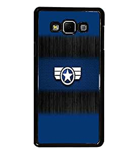 PrintDhaba Star Image D-4443 Back Case Cover for SAMSUNG GALAXY E7 (Multi-Coloured)