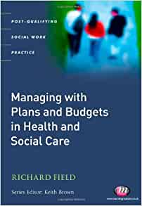 Leadership and Management in Health and Social Care Postgraduate Certificate