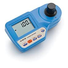 Hanna Instruments Portable Low Range Fluoride Photometer Kit
