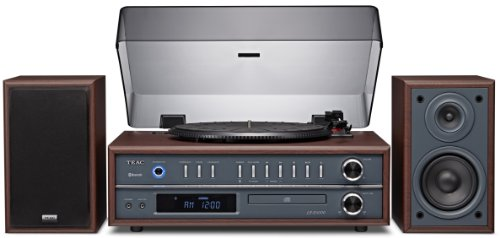 Teac Lp-P1000-Ch All-In-One Speaker System With Bluetooth