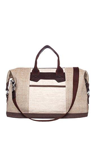 Wanderer Linen Duffel Bag