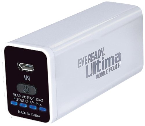 Eveready Ultima UM 22 Power Bank at Rs 800 - Lowest Price from Amazon