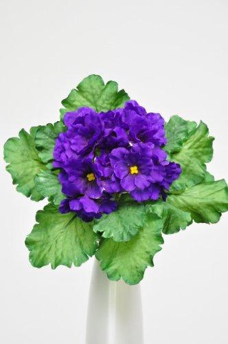 20cm-artificial-african-violet-bush-purple