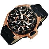 ESPRIT Collection Herren Armbanduhr Uhr EL101011F04 Asopos RoseGold UVP:239 Euro