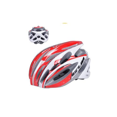A size of GUB 99 white red and blue riding helmet / high quality ultra light bicycle helmets bicycle helmets