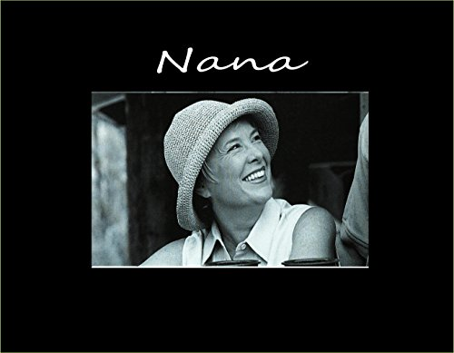 Havoc Gifts 9051SB Nana Engraved Photo Frame - 1