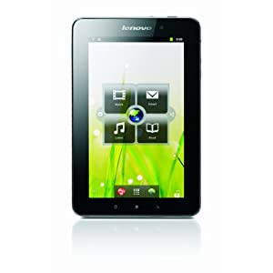 Lenovo Ideapad A1 7 inch Multi Touch Tablet Android 2.3.4 - Blue