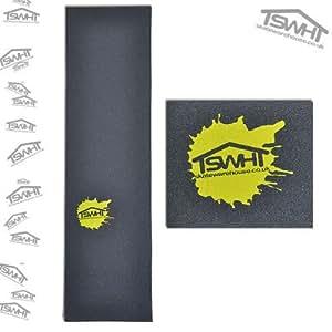 "Skatewarehouse Splat Perforated Skateboard Grip Tape 9"" x 33"""