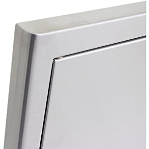 Blaze 40-inch Double Access Door With Paper Towel Holder by Blaze Outdoor Products