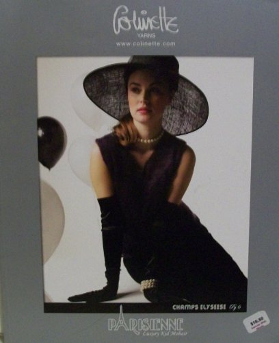 Image for Colinette Yarns: Parisienne (Champs Elysees, Pompidou, St. Germain, Rive Gauche, Rivoli, Madelene, Genevieve, Montmartre, Orsay, Clery, Sorbonne)