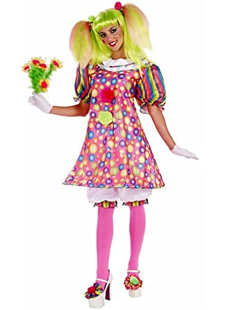 Tickles The Clown Costume for Women