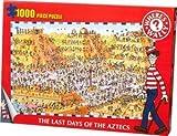 Where's Wally - Aztecs 1000pc Jigsaw Puzzle by Paul Lamond Games