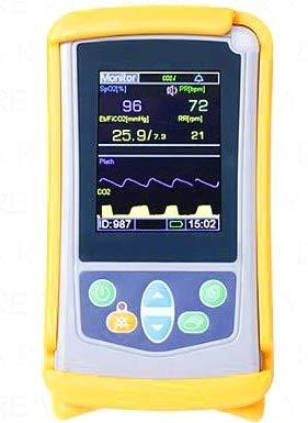 Smart138 SM100VC Handheld Veterinary Capnograph ETCO2