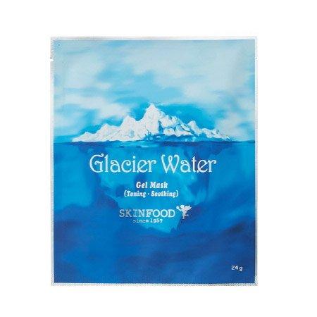 スキンフード 氷河水ゲルマスク