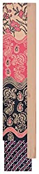Mahek Fashion Women's Cotton Unstitched Dress Material (Pink, Beige and Black)